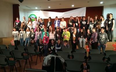 Srečanje šolskih in vrstniških mediatorjev na OŠ Sveta Ana