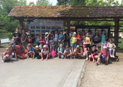 Živalski vrt Ljubljana, 1. razred
